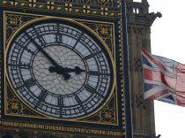 """""""Big Ben"""" ist der Zeit sechs Sekunden voraus"""