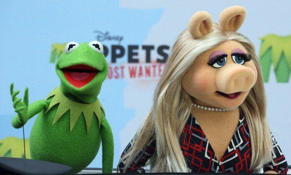 Nach Trennung von Miss Piggy: Hat Kermit eine Neue?