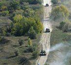 Ostukrainische Separatisten verschieben Wahlen auf 2016