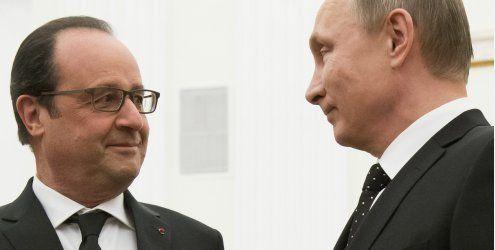 Frankreichs neue Syrien-Politik: Kehrtwende in einem Nebensatz