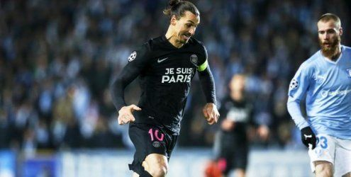 Paris deklassiert Malmö mit 5:0 - Gruppe B verspricht Spannung