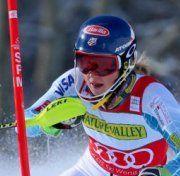 US-Girl Mikaela Shiffrin deklassiert die Konkurrenz