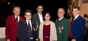 Vorarlberger Blasmusikverband feierte Neujahrsempfang