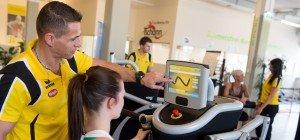 Gesundheitszentrum Tschann: Jetzt VIP-Fitness-Ticket gewinnen!