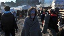 Griechenland: Tausende Flüchtlinge angekommen