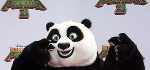 """Kung Fu Panda 3"" führt weiter US-Kinocharts an"