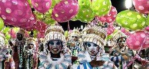 Beste Sambaschule bei Karneval in Rio gekürt