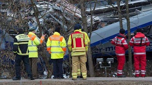 Nach Zugunglück in Bad Aibling: Dritte Blackbox wurde gefunden