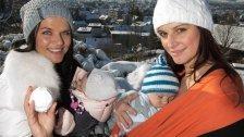 Hauchzartes Plus bei den Geburten in Vorarlberg