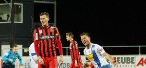 SV Grödig bejubelt Last-Minute-Punktgewinn