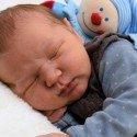 Geburt von Julian Ganahl am 20. Februar