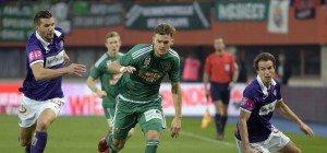 Hier ist Austria Wien gegen Rapid Wien zu sehen: Live-Stream, Fernseh-Übertragung und Ticker