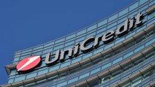UniCredit-Gewinn auf 1,7 Mrd. Euro gesunken