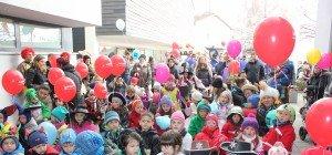 Kinderfasching Fußach 2016 – das Dorffest mit Tradition