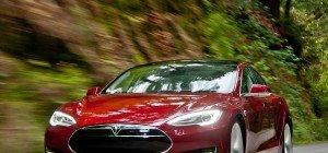 Ein fast normaler Leihwagen: Lust auf eine Spritztour mit dem Tesla Model S?
