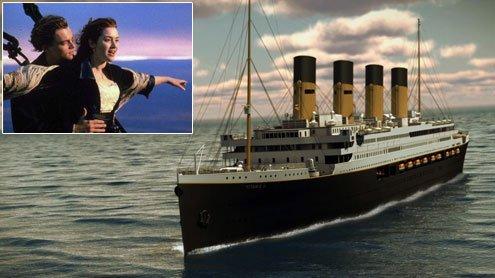 """Sündhaft teurer Nachbau: Die """"Titanic II"""" sticht 2018 in See"""