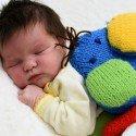 Geburt von Magdalena Schwarz am 6. März