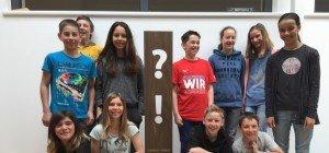 Wälder Schüler mit kreativen Möbelideen