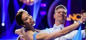 "Ausgetanzt bei den ""Dancing Stars"": Nina Hartmann und Paul Lorenz"