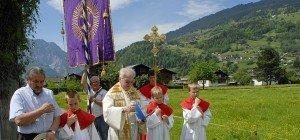 Pfarrgemeinde Schruns feiert Christi Himmelfahrt