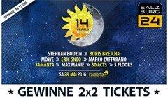 14 years Electronic Motion: Wir verlosen Tickets für die Party!