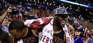 Cleveland Cavaliers wie 2015 im NBA-Finale