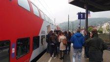 Lebensretter in Stuttgart von S-Bahn getötet