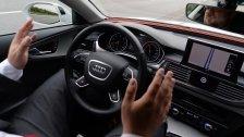 Selbstfahrende Autos bald auch in Österreich