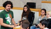 Die Politik öffnet ihre Pforten für Lehrlinge