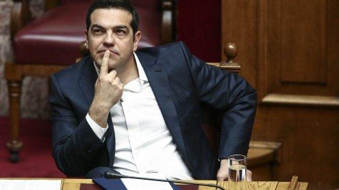 Flüchtlings- und Finanzkrise: Hellas brandgefährlicher Seiltanz