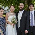 Hochzeit von Natascha Aberer  und Sascha Trauntschnig