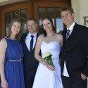 Hochzeit von Sonja Köb  und Claudio Fink