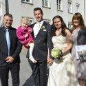 Hochzeit von Aija Bekmane  und Simon Hager