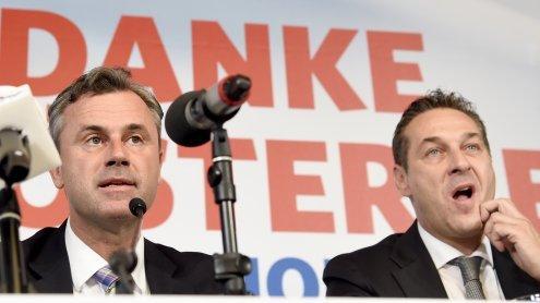 Strache bleibt FPÖ-Chef – Keine Doppelspitze mit Hofer geplant