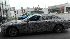 BMW testet im Ländle fleissig den neuen 5er