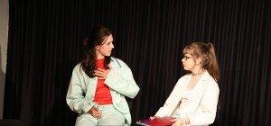 TheaterKinder klären zum Thema Sucht auf