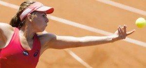 Erfolgslauf von Julia Grabher erst im Semifinale gestoppt