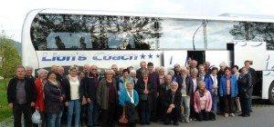 Tagesausflug des Pensionistenvereines Bludesch