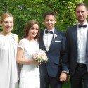 Hochzeit von Miriam Gruber und Daniel Schrom