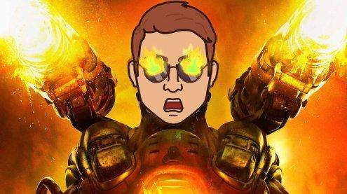 """Ultrabrutaler Höllentrip: Ländle Gamer testet Kult-Game """"Doom"""""""