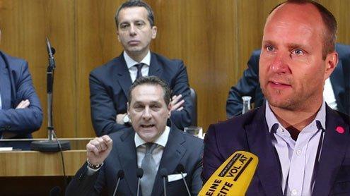 Das denkt NEOS-Chef Strolzübereine Koalition mit der FPÖ