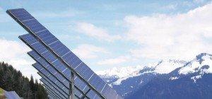 Intelligente Stromnetze, die nicht nur Strom liefern, sondern auch aufnehmen.