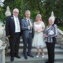 Hochzeit von Susanne Rauch und Guntram Zehetner