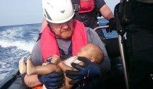 Sea-Watch zeigt Bild von ertrunkenem Baby