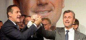 Hofer bittet Österreicher nicht zu streiten