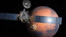 Europäische Sonde soll Mars erforschen