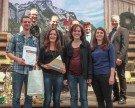 Toller Erfolg für das Holzbläserquartett Klanggeflüster der MS Blumenegg-Groß Walsertal