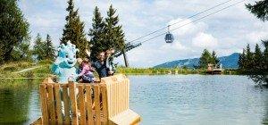 Ausflugsziel Geisterberg in St. Johann i. Pongau: SALZBURG24 verlost zwei Familieneintritte