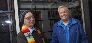 Einweihung und Segnung der Montafoner Kristbergbahn
