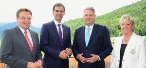 Alpenländer legen Flüchtlings-Resolution vor